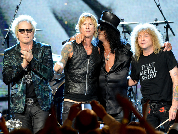 27th Annual Rock And Roll Hall Of Fame Induction Ceremony – Show