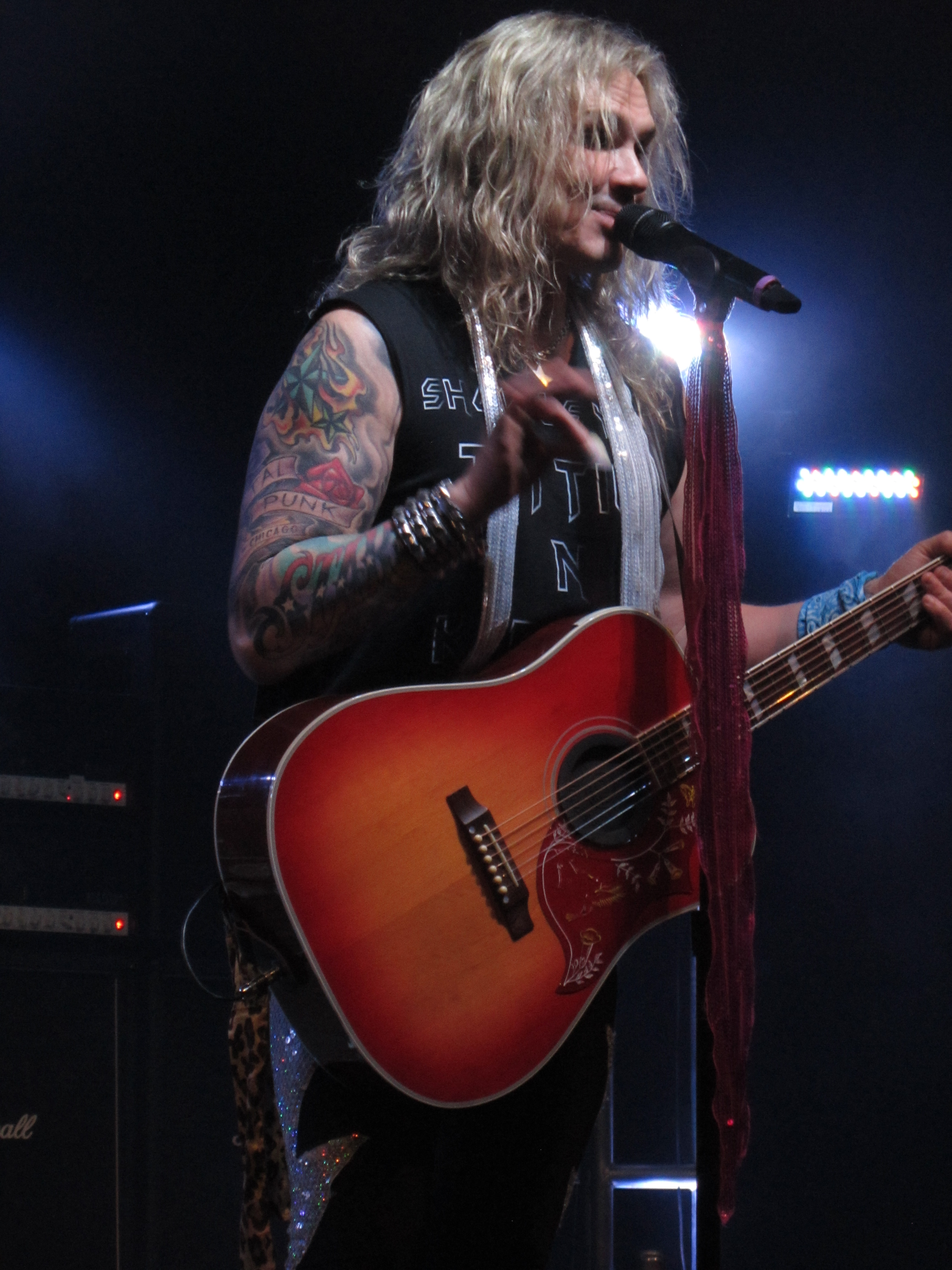 STEEL PANTHER 086