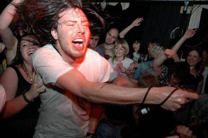 Andrew W.K. Brings the Power of Positive Partying to Hartford