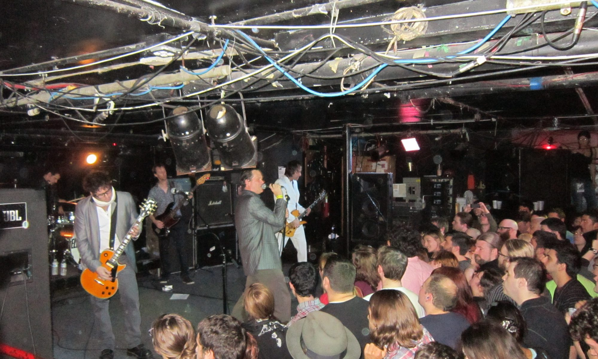 Concert Review: Electric Six