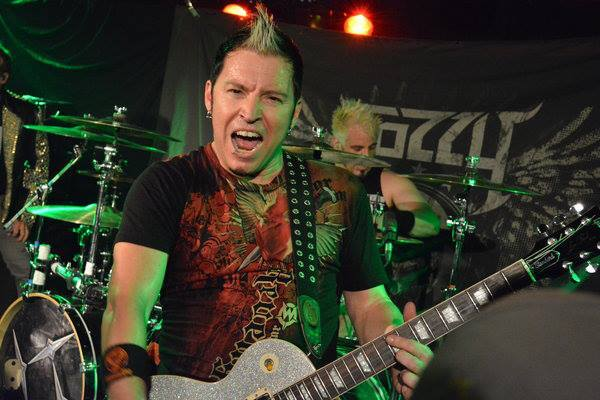 Sit Down Series: Billy Grey of Fozzy