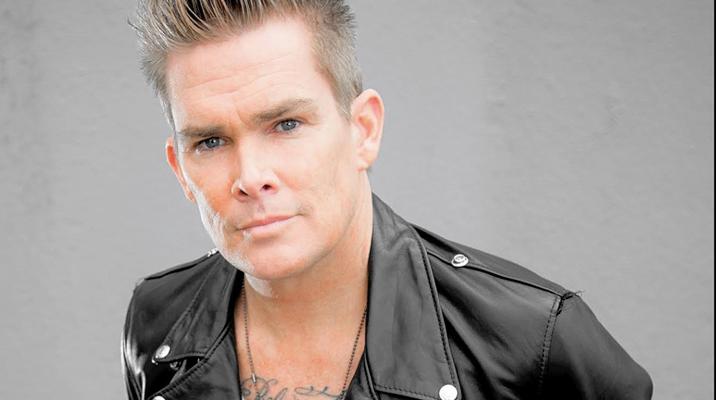 On The Line with Mark McGrath of Sugar Ray
