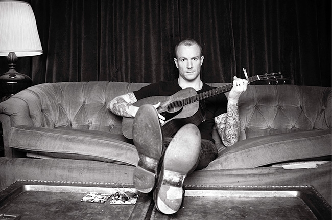 On The Line with Max Collins of Eve 6