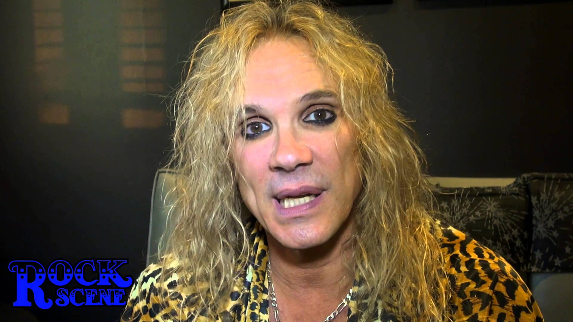 On The Line with Michael Starr of Steel Panther