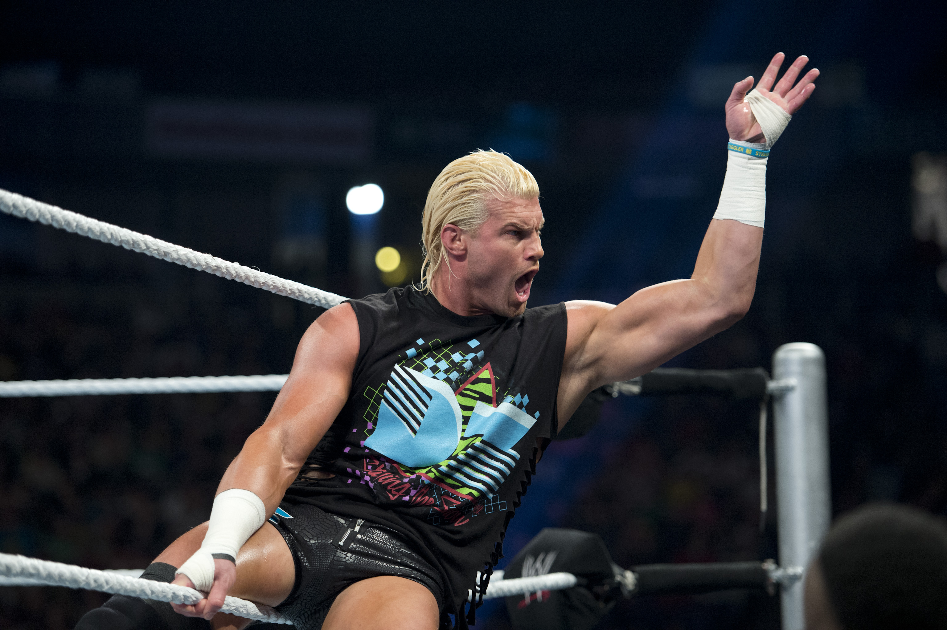 On The Line with Dolph Ziggler