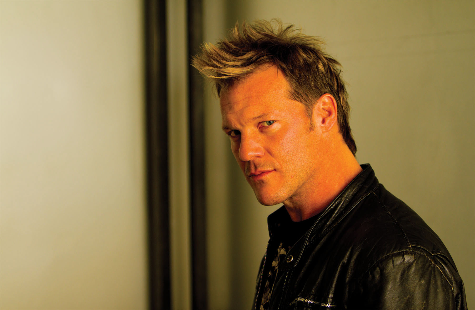 On The Line with Chris Jericho
