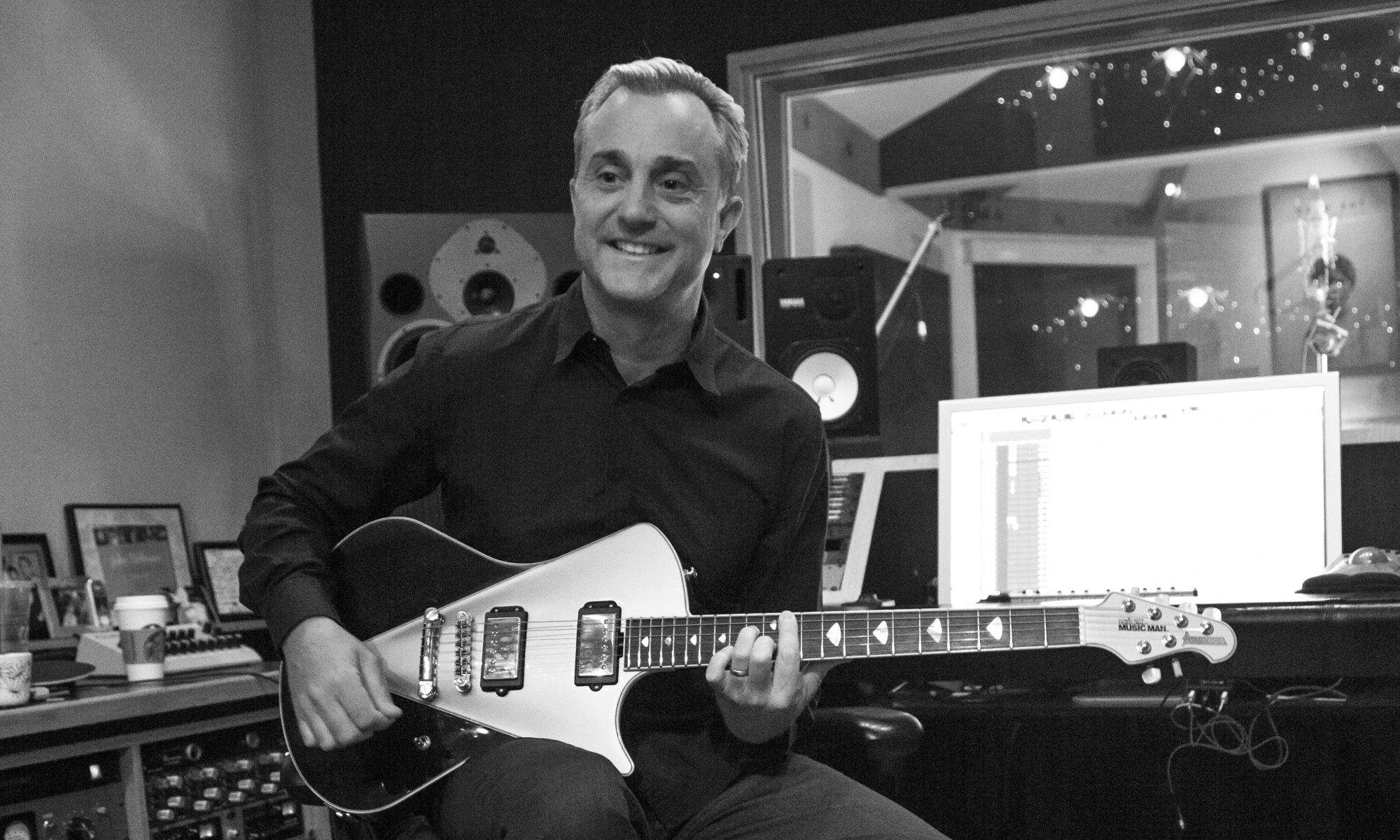 On The Line with John Feldmann of Goldfinger