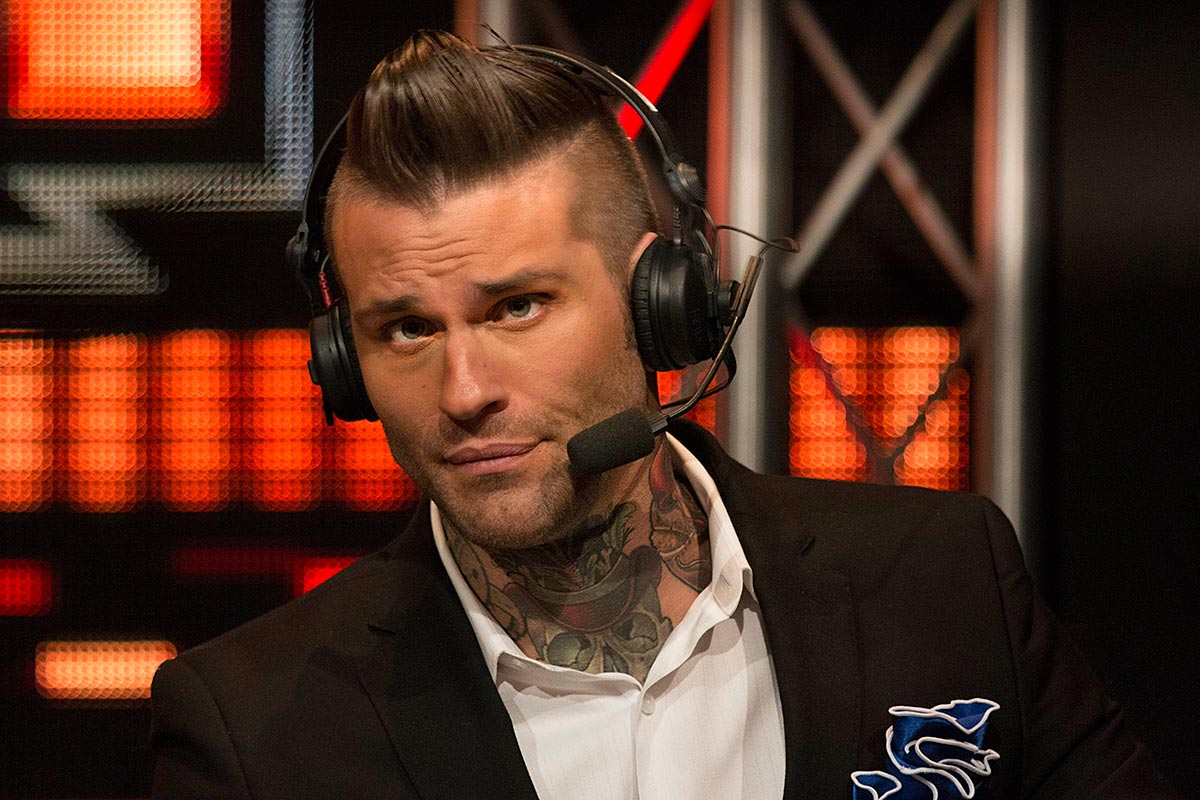 On The Line with Corey Graves