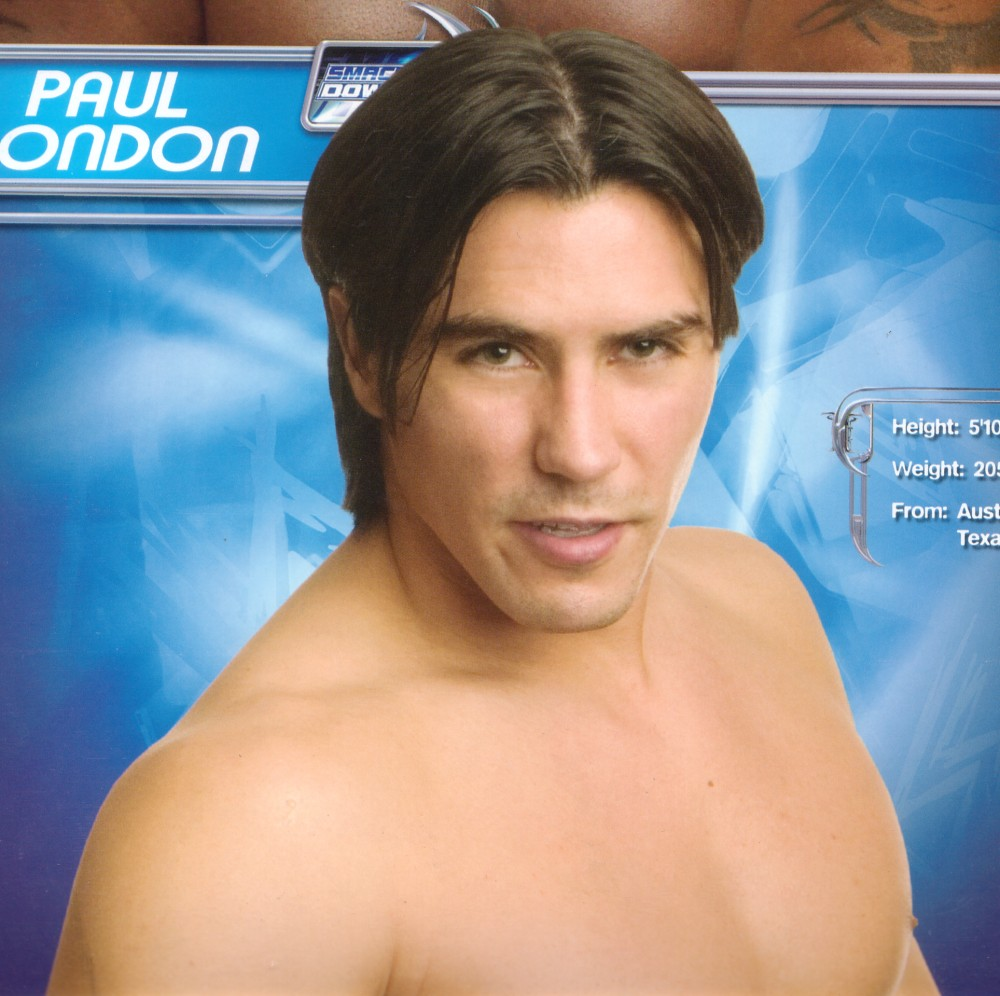 On The Line with Paul London