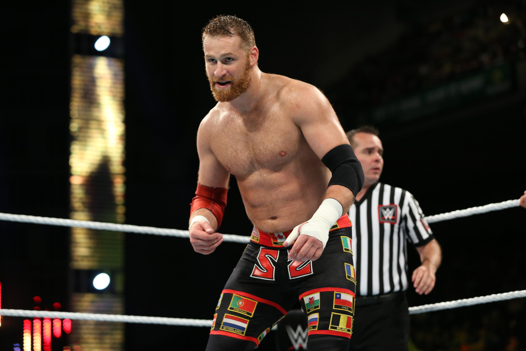 On The Line with Sami Zayn