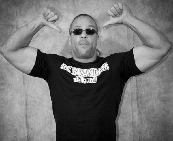 On The Line with Rob Van Dam