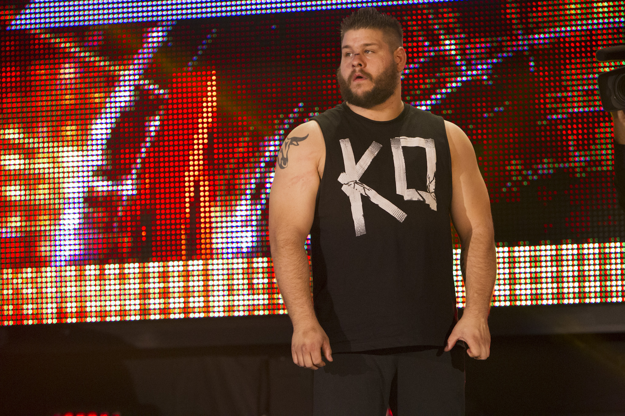 On The Line with Kevin Owens