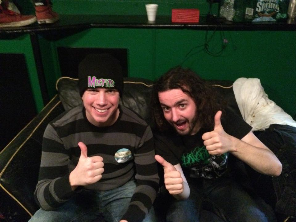 Sit Down Series: Christopher Bowes of Alestorm