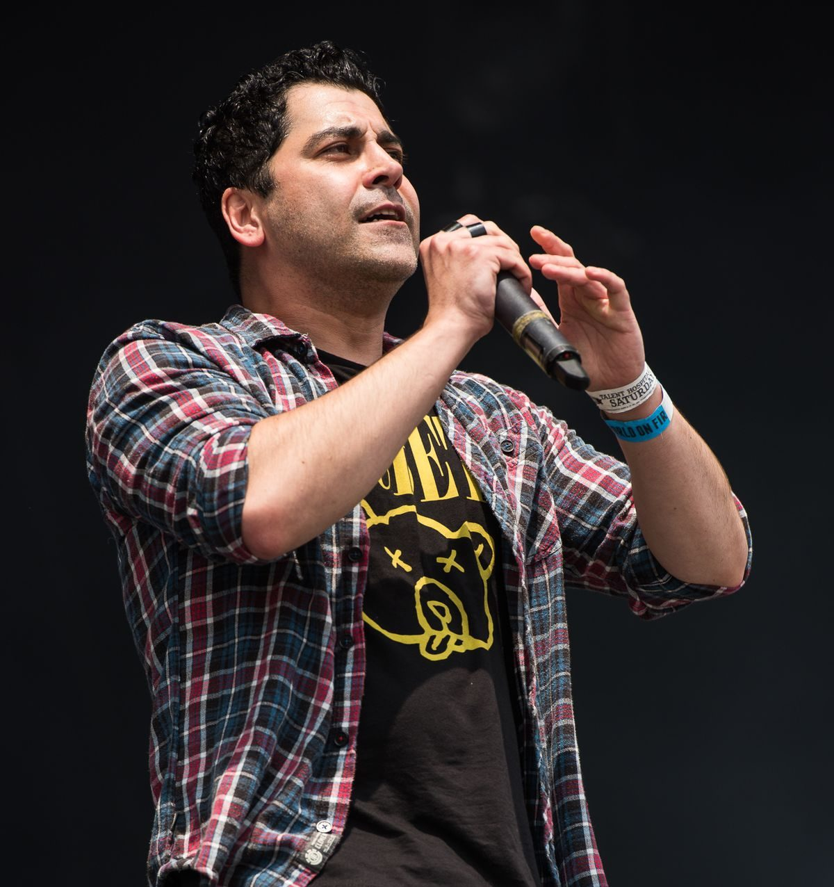 On The Line with Ali Tabatabaee of Zebrahead