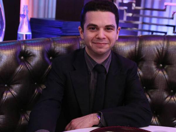 Sit Down Series: Samm Levine
