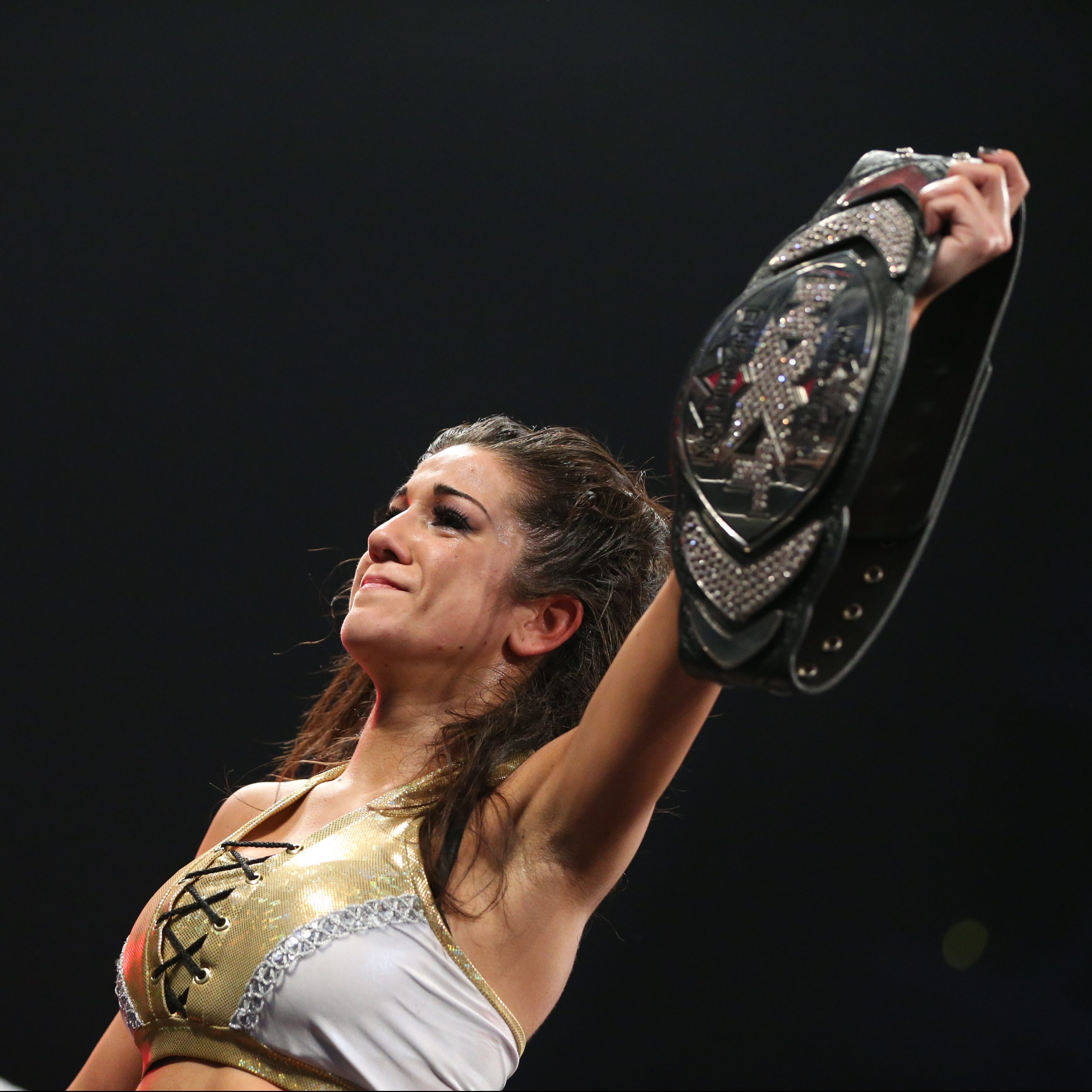 On the Line with Bayley
