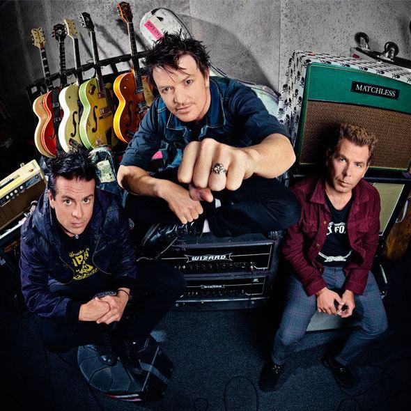 On The Line with Chris Cheney of The Living End