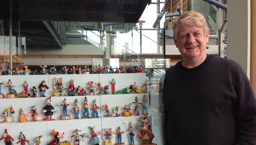 Sit Down Series: Bill Farmer