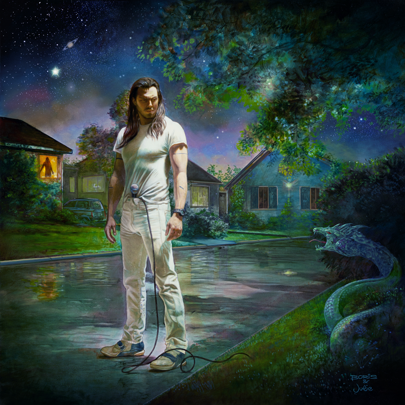Episode 38: You're Not Alone with Andrew W.K.
